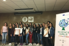 Meeting Women Engineers at Polythechic University of Catalonia (UPC)